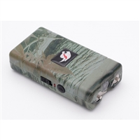 NEW Color Green Camo MAX POWER STUN GUN