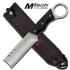 "MTech USA MT-20-25S FIXED BLADE KNIFE 8"" OVERALL"