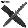 MTECH USA MT-489 Fixed Blade Knife 12.75-Inch Overall