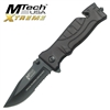 MTECH USA XTREME MX-8050SW Tactical Folding Knife 4.5-Inch Closed
