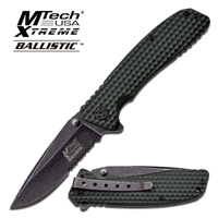 MTech USA XTREME MX-A827GN Assisted Opening Knife