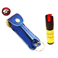 CHEETAH PEPPER SPRAY BLUE SNAKE