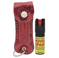 CHEETAH PEPPER SPRAY RED SNAKE