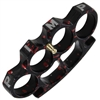 Pk1408pp-Rd RED KNUCKLE WEIGHT PIMP