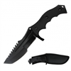 RT-9036BK HUNTING KNIFE WITH SHEATH