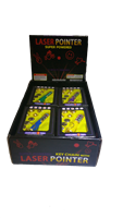 Box of 12 laser pointers