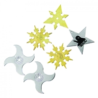 ST101 Variety MINI Throwing Stars