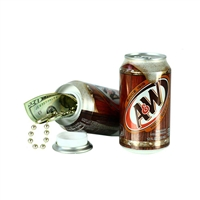 A&W Root Beer – 12oz. Diversion Can Safe
