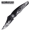 Tac Force TF-593BKBAssisted Opening Folding Knife 5-Inch Closed