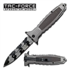 Tac Force TF-738UC Tactical Assisted Opening Folding Knife 4.5-Inch Closed