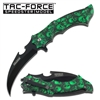 TAC-FORCE TF-816GN Assisted Opening KNIFE