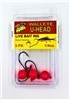 Arkie Walleye U-Head Jigs