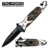 YC-607SC Tac Force Assisted Open Rescue Knife