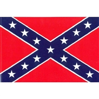 3'x5' Rebel Flag
