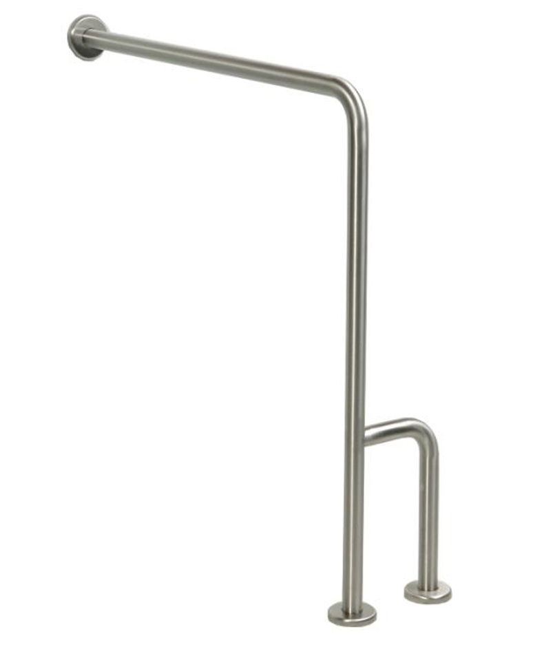 Stainless Steel Made to Code ADA Grab Bars from Grab Bars Canada