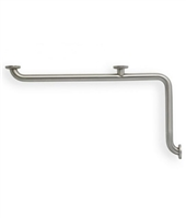 Stainless Steel Inside Corner Rail Grab Bars