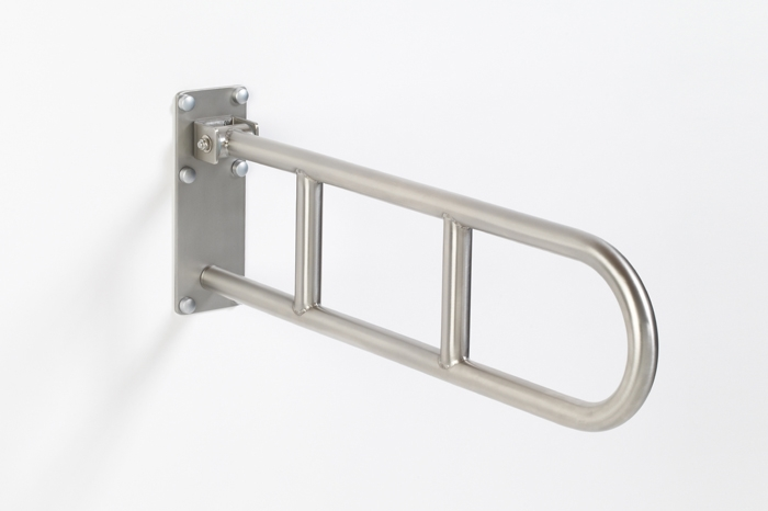 Flip Up Stainless Steel Flip Up Grab Bar