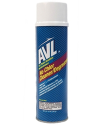 <b>AVL-NC20</b><br>AVL No-Chlorinated Cleaner & Degreaser