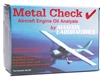 <b>GA-001-NP</b><br>Metal Check Oil Analysis Test Kit  - (COST OF SHIPPING TO LAB NOT INCLUDED)