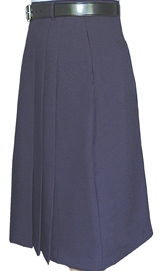Lady WC Navy Skirt