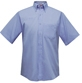 Mens Short Sleeve Button Down