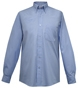 Womens Long Sleeve Button Down