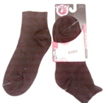 Wright Double Layer Black Mini-Crew Anti-Blister Sock