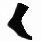 Thorlo Black Crew Socks
