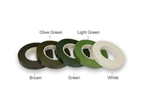 Top Quality Floral Stem Wrap Tape Florist Tape Bouquet Corsage Supplies 2pcs/pkg