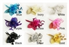 12pcs Boutonniere Corsage Groom Bridal Prom Party Event Quinceanera 10 Colors