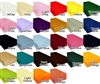 "24 PCS 1.0mm Acrylic Pressed Craft Felt Sheet 9"" x 12"" - 24 Colors Crafting, Jewellery"