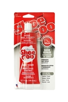 Shoe Goo Clear Black 3.7oz Shoe Repair Adhesive Glue for Leather Vinyl Rubber craft project glue