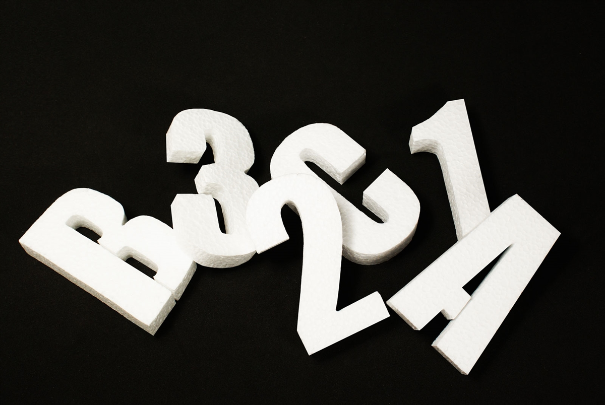 Foam letters for crafts - 21 Foam Letters Alphabet Numbers For Crafts Party Signs Walls Buildings 1pc