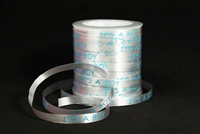 It's a Boy Designed Curling Ribbon Spool Balloon String