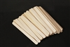 Wood Craft Popsicle Sticks 4-1/2'' 3/8'' Hobby School Art