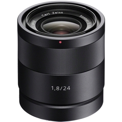 SONY 24MM F/1.8 SONNAR E-MOUNT LENS