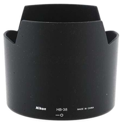 NIKON HB-38 REPLACEMENT LENS HOOD