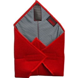 "DOMKE 15X15"" WRAP (RED)"
