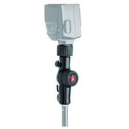MANFROTTO SNAP TILT HEAD WITH HOTSHOE ATTACHMENT