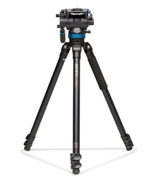Benro Video Tripod (A373FBS8)