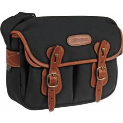 BILLINGHAM HADLEY, SMALL (BLACK/TAN TRIM)