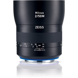 Zeiss Milvus 50mm F/2 ZE