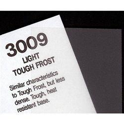 ROSCO LIGHT TOUGH FROST #3009