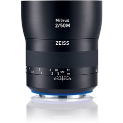 Zeiss Milvus 50mm F/2 ZF.2