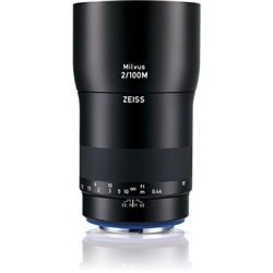 Zeiss Milvus 100mm F/2 ZF.2