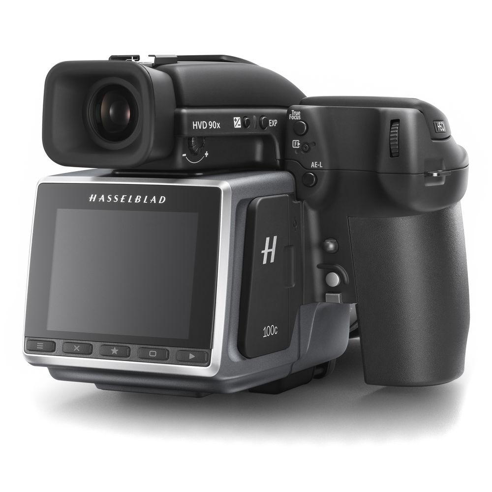 Hasselblad H5D-50c Multi-Shot Digital Back Mac