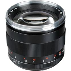 ZEISS PLANAR 85MM F/1.4 ZE