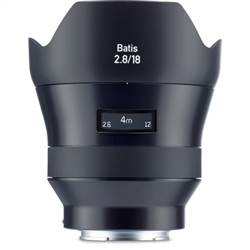 Zeiss Batis 18mm F:2.8 Lens