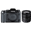 Fuji X-T2 Body and 18-55MM Lens Kit Black