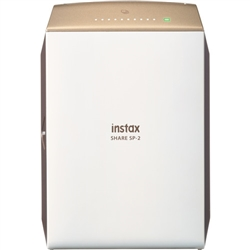 Instax 2 Share Printer (Gold)